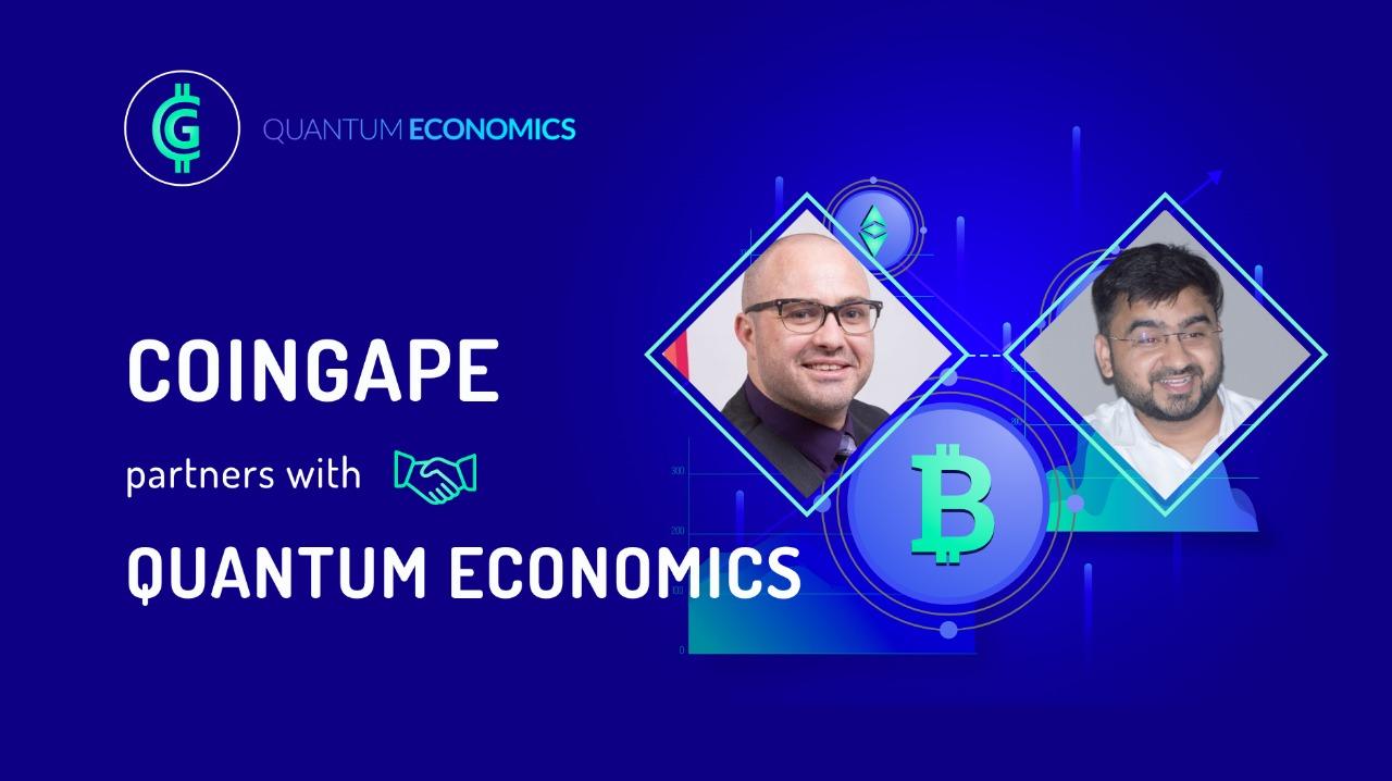 CoinGape and quantum economics