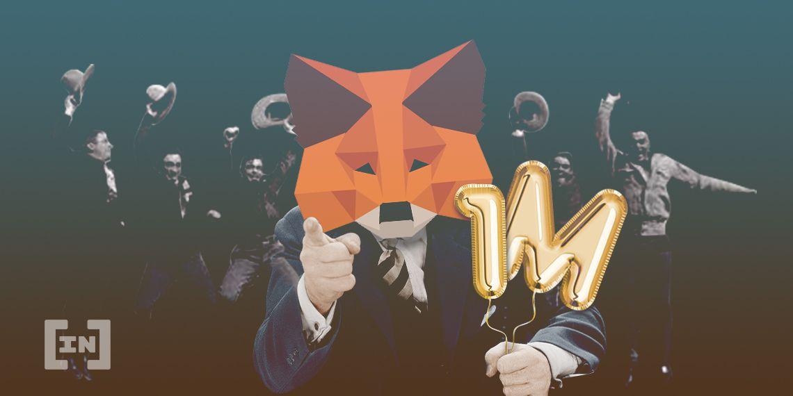 Metamask Million Users