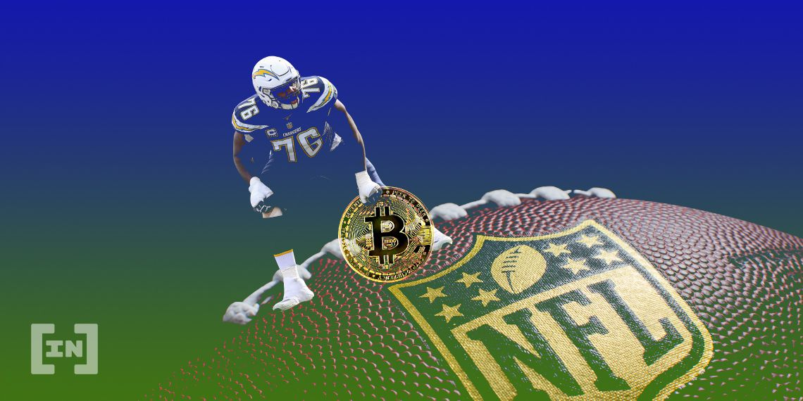Russel Okung NFL Bitcoin BTC